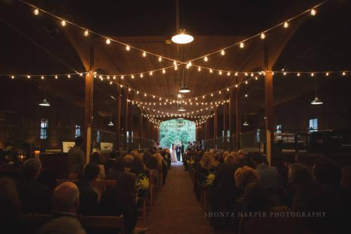 bride groom vows officiant ceremony